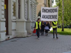 Majáles 2017 Obchodní akademie střední škola Prostějov
