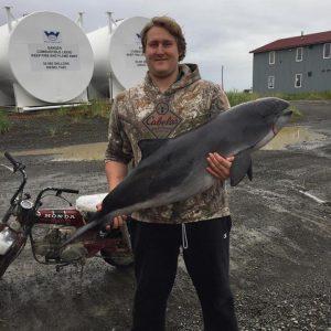 Úlovek ryby Obchodní akademie střední škola Prostějov