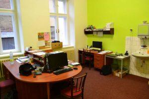 Školní kabinet Obchodní akademie střední škola Prostějov
