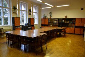 Sborovna Obchodní akademie střední škola Prostějov