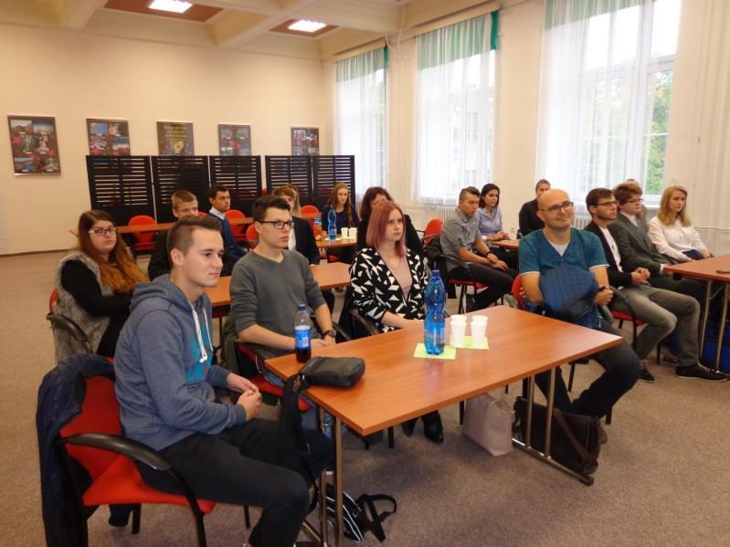 Ekotým 2017 Obchodní akademie střední škola Prostějov